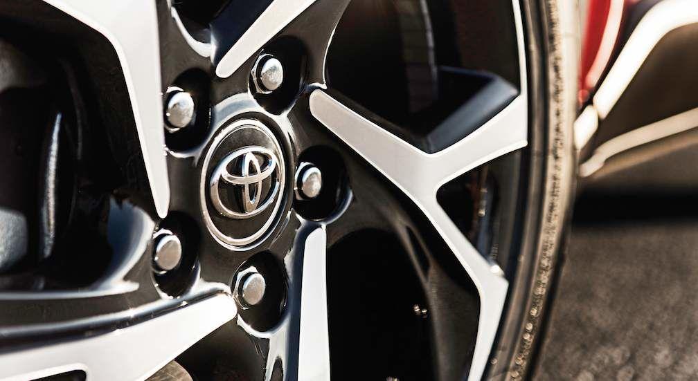 Toyota C HR Wheel
