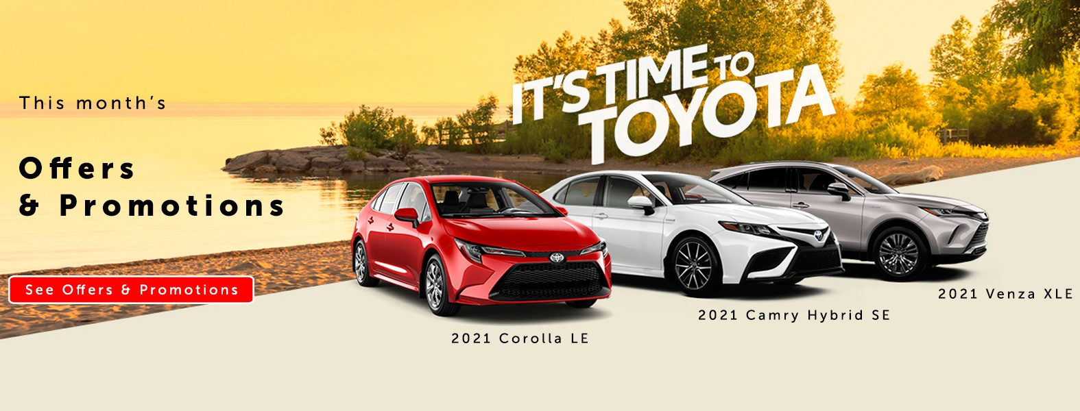 Its Time To Toyota